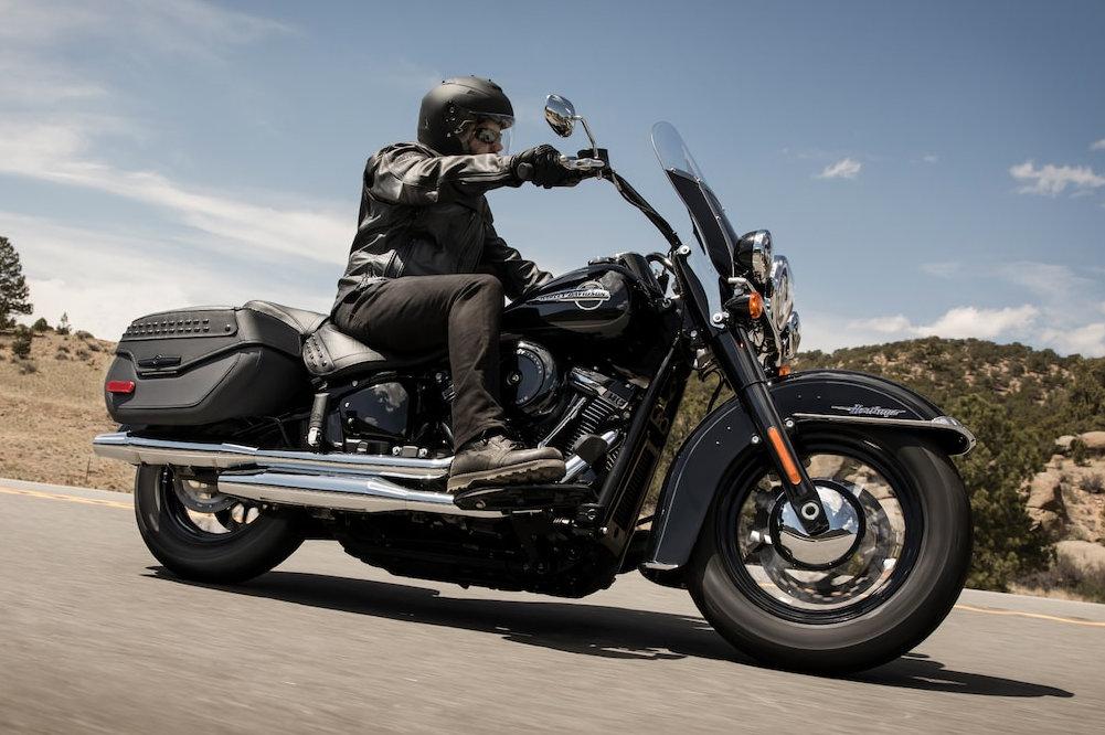 Harley-Davidson Softail Heritage Classic Modelljahr 2020 ...